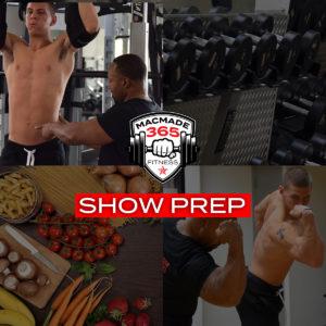 Nutrition Show Prep